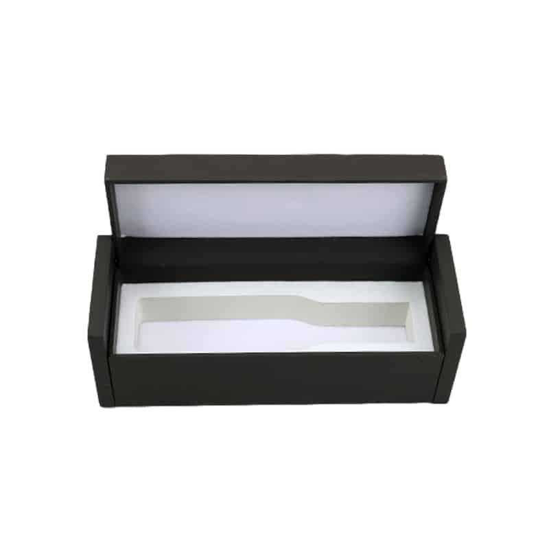 Rigid Hinged Flip Perfume Packaging Boxes