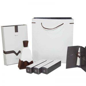 Eau De Toilette Perfume Gift Box