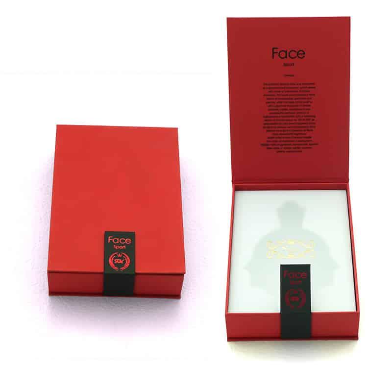 Packaging Box For Perfume Bottles