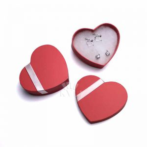 Cheap Small Heart Shape Packaging Boxes