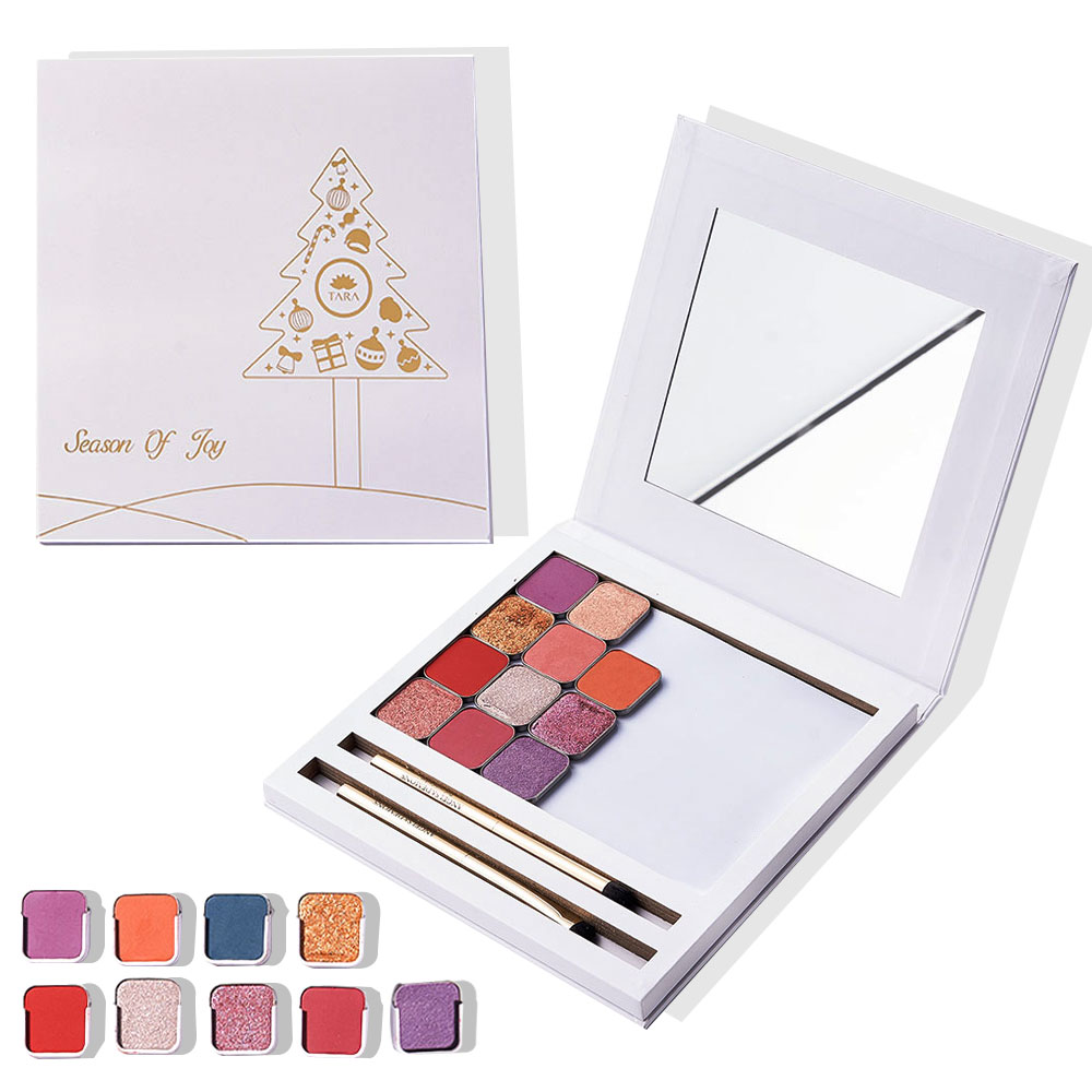 Large Empty Magnetic Palette Packaging