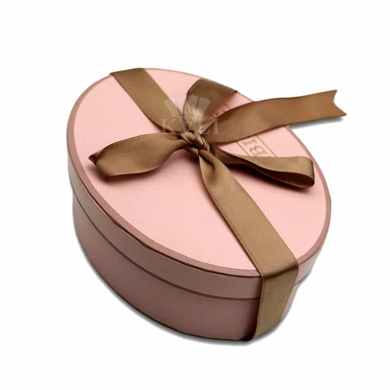 Round Cap Wedding Gift Box