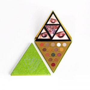 Triangular Eyeshadow Palette Package