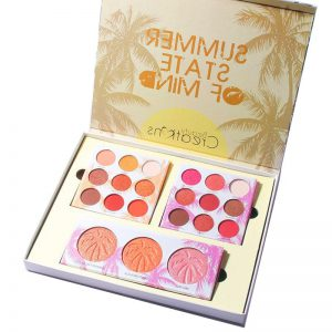 Eyeshadow Palette Packaging Box Set