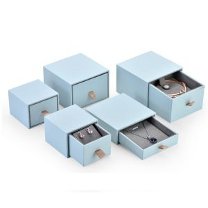 Small Drawer Jewelry Boxes