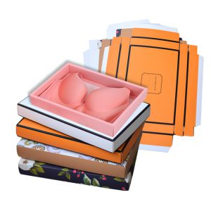 Corrugated Folding Clothing Packaging Boxes
