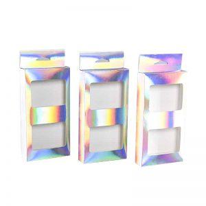 Holographic Hang Tab Window Boxes