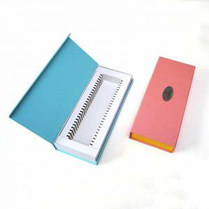 Flip Top Hair Bundle Packaging Boxes