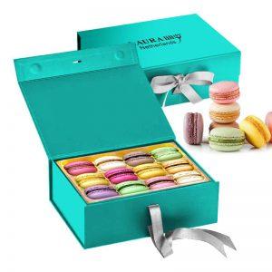 Macaron Folding Gift Box