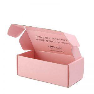 Small Cosmetic Subscription Carton Boxes
