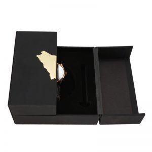 Double Door Opening Watch Box