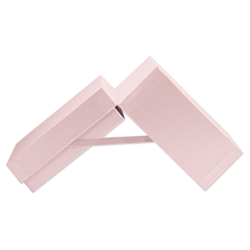 Pink Square Gift Boxes
