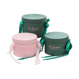 Round Liding Gift Box