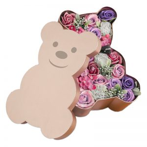 Lovely Bear Shaped Gift Packaging Boxes