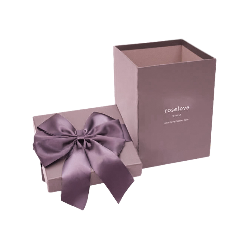 Luxury Rose Flower Packaging Box