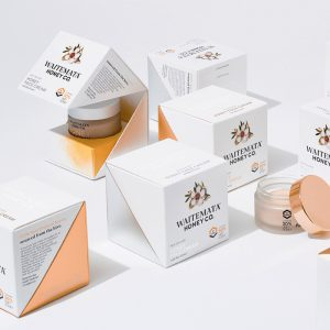 Cosmetic Face Cream Jar Boxes
