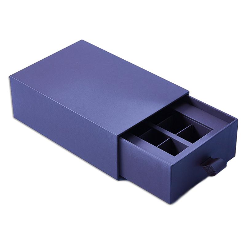 Macaron Divided Cardboard Box
