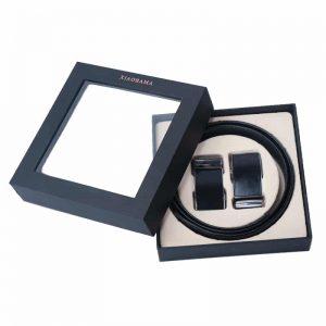 Custom Belt Wallet Box Packaging