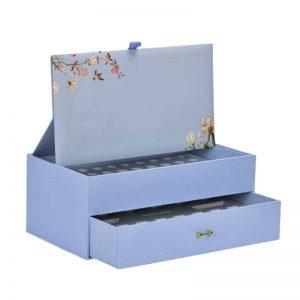 2 Layer Makeup Drawer Paper Boxes
