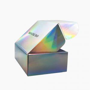 HologramFoldingCosmeticMailerBoxes