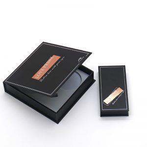 Men Wallet Belt Box Paper Box