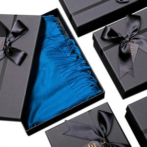 Luxury Scarf Gift Packaging Boxes