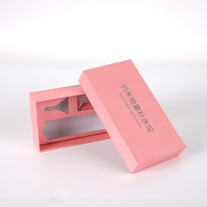 Custom Lid-Bottom Boutique Boxes For Beauty Instruments