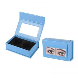 Eyebrow Thickening Fibers Packaging Boxes