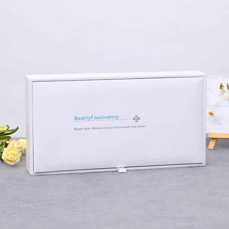 Moisturizing Hyaluronic Packaging Gift Boxes