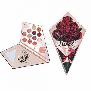 Bouquet Flower Shaped Makeup Palette