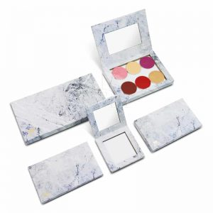 Magnetic Empty Eyeshadow Palettes With Mirror