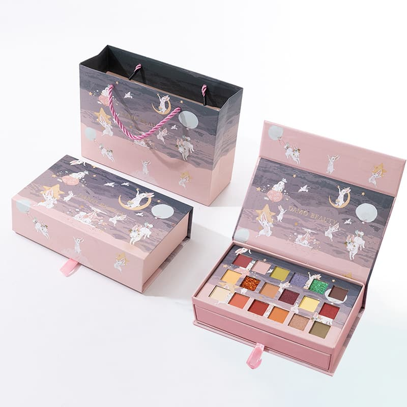 Cosmetic Drawer Paper Box