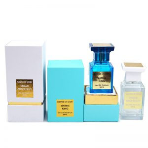 Perfume Bottle Gift Box