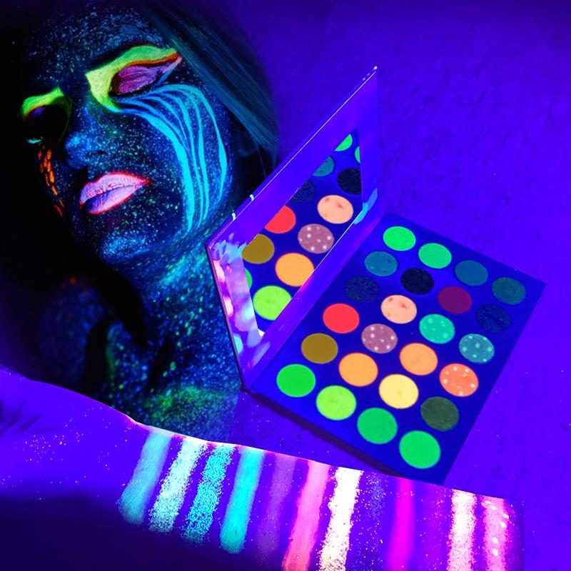 Halloween Shiny Eyeshadow Palette